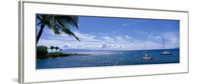 Kapalua Bay Maui Hawaii USA--Framed Photographic Print