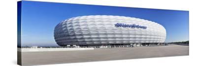 Soccer Stadium, Allianz Arena, Munich, Bavaria, Germany--Stretched Canvas Print