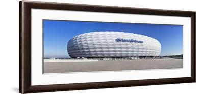 Soccer Stadium, Allianz Arena, Munich, Bavaria, Germany--Framed Photographic Print