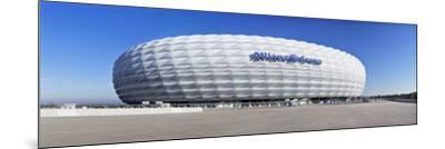 Soccer Stadium, Allianz Arena, Munich, Bavaria, Germany--Mounted Photographic Print