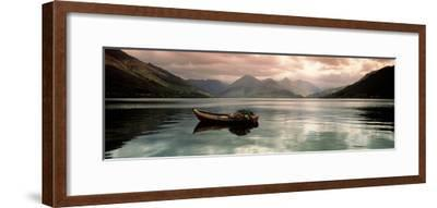 Lake Duich Highlands Scotland--Framed Photographic Print