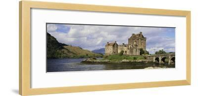 Eilean Donan Castle, Dornie, Ross-Shire, Highlands Region, Scotland--Framed Photographic Print