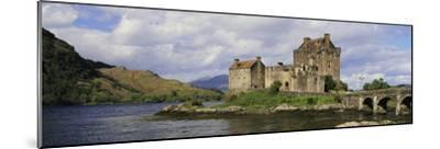 Eilean Donan Castle, Dornie, Ross-Shire, Highlands Region, Scotland--Mounted Photographic Print