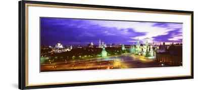 Russia, Moscow, Red Square--Framed Photographic Print