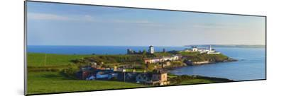 Lighthouse on the Coast, Roche's Point Lighthouse, County Cork, Republic of Ireland--Mounted Photographic Print