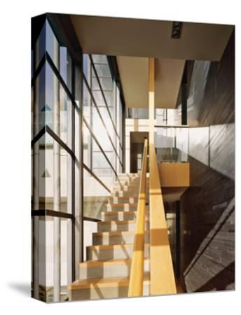Architectural Digest-Erhard Pfeiffer-Stretched Canvas Print