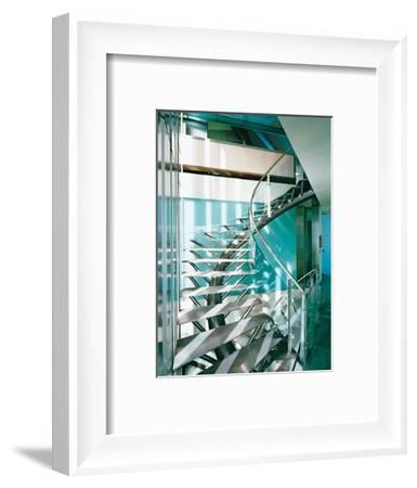 Architectural Digest-Erhard Pfeiffer-Framed Premium Photographic Print
