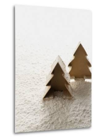 Christmas Decoration--Metal Print