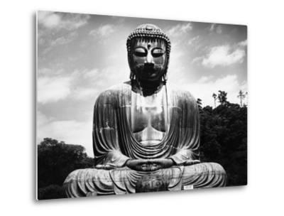 Great Buddha of Kamakura--Metal Print