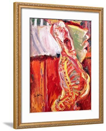 Side of Beef, C. 1923-Chaim Soutine-Framed Giclee Print