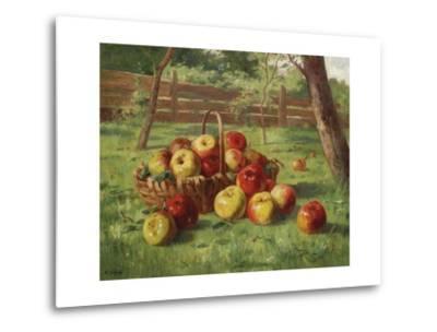 Apple Harvest-Karl Vikas-Metal Print