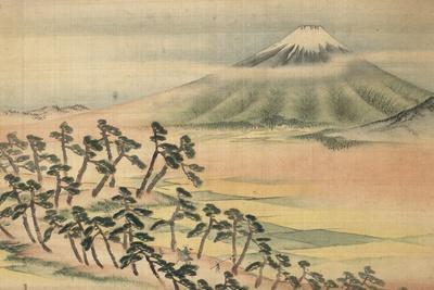 F?keiga-Ando Hiroshige-Framed Giclee Print