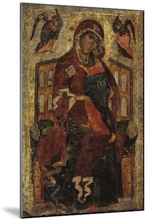 Virgin of the Tolga--Mounted Giclee Print