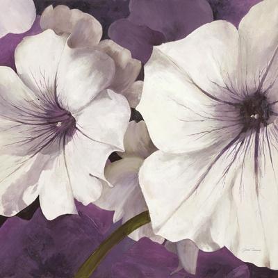 Petunia Array 2-Jurgen Gottschlag-Framed Art Print