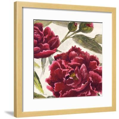 Passionate Garden 1-Jurgen Gottschlag-Framed Art Print