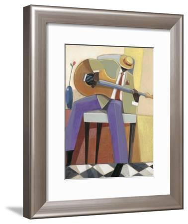 In the Groove 2-Norman Wyatt Jr^-Framed Art Print