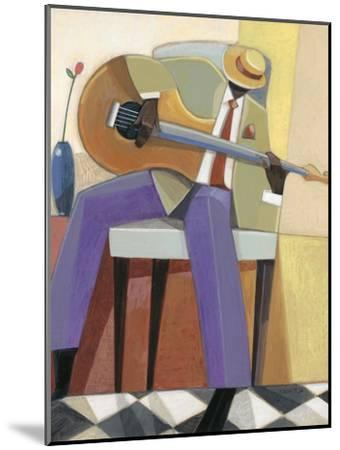 In the Groove 2-Norman Wyatt Jr^-Mounted Art Print