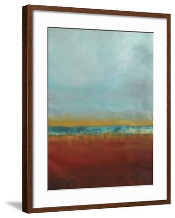 Red Seas 2--Framed Art Print