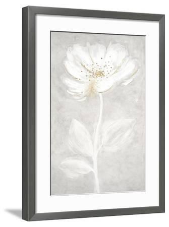 Bianco Fiore 2-Jurgen Gottschlag-Framed Art Print