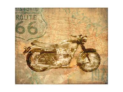 American Rider-Andrew Sullivan-Art Print