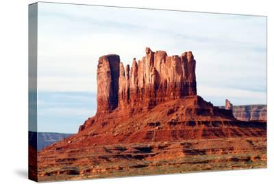 Navajo Country III-Douglas Taylor-Stretched Canvas Print