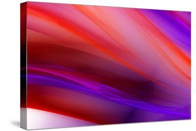 Flow I-Alan Hausenflock-Stretched Canvas Print