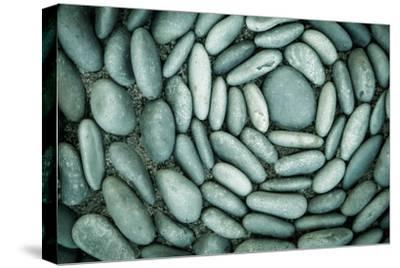 Circle of Stones-Kathy Mahan-Stretched Canvas Print