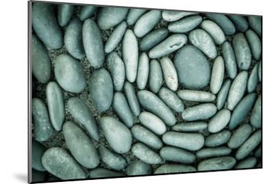 Circle of Stones-Kathy Mahan-Mounted Premium Photographic Print
