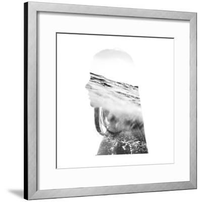 Ancient Love II-Aneta Ivanova-Framed Giclee Print