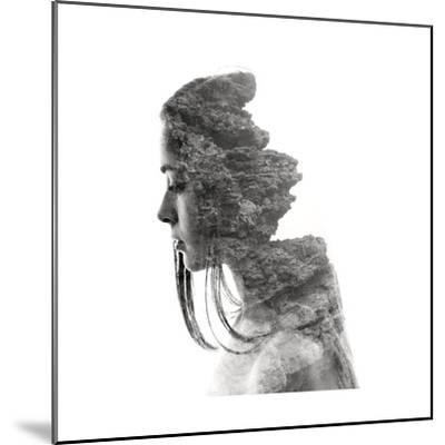 Ancient Love III-Aneta Ivanova-Mounted Giclee Print