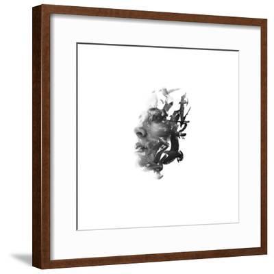 An Ode to the Sea, pt. 2-Aneta Ivanova-Framed Giclee Print