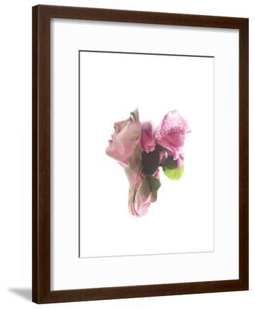 We Are All Made of Flowers V-Aneta Ivanova-Framed Giclee Print