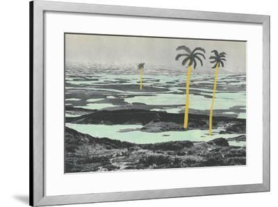 Palms Up-Danielle Kroll-Framed Giclee Print