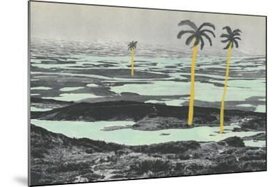Palms Up-Danielle Kroll-Mounted Giclee Print