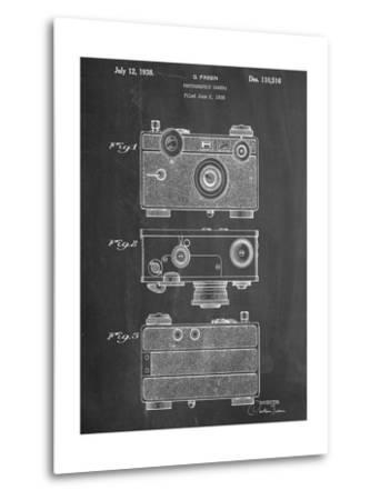 Fassin Photographic Camera Patent--Metal Print