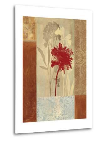 Garden Patchwork-Andrew Michaels-Metal Print