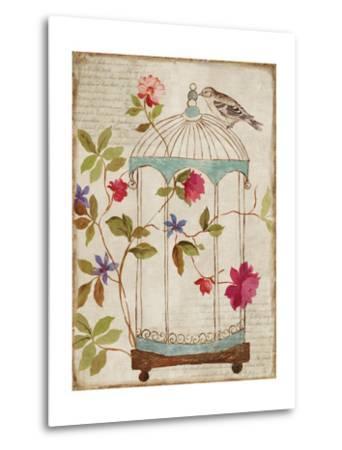 Birds Escape-Anna Polanski-Metal Print