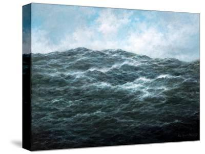 View-Richard Willis-Stretched Canvas Print