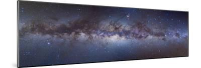 Panorama View of the Center of the Milky Way--Mounted Photographic Print