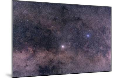 Alpha and Beta Centauri in the Southern Constellation of Centaurus--Mounted Photographic Print