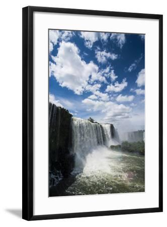Foz De Iguazu (Iguacu Falls)-Michael Runkel-Framed Photographic Print