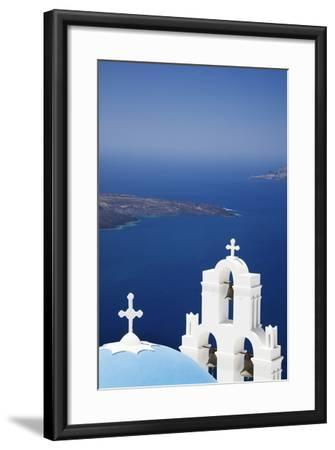St. Gerasimos Church-Markus Lange-Framed Photographic Print