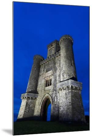 Paxtons Tower, Llanarthne, Carmarthenshire, Wales, United Kingdom, Europe-Billy Stock-Mounted Photographic Print