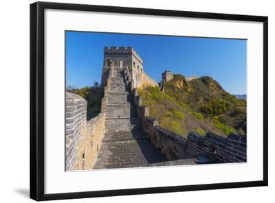 Great Wall of China-Alan Copson-Framed Photographic Print
