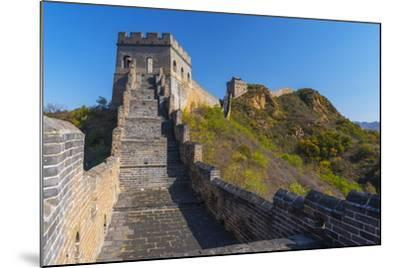 Great Wall of China-Alan Copson-Mounted Photographic Print