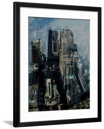 Metropolis VII-David Studwell-Framed Giclee Print