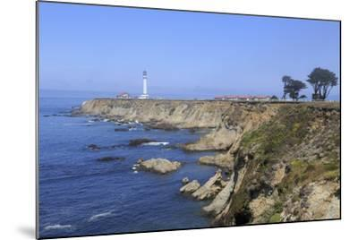 Point Arena Lighthouse, Mendocino County, California, United States of America, North America-Richard Cummins-Mounted Photographic Print