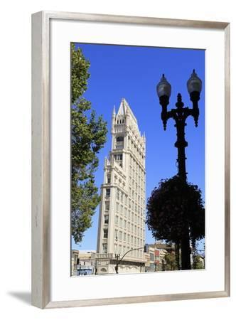 Historic Cathedral Building, Oakland, California, United States of America, North America-Richard Cummins-Framed Photographic Print