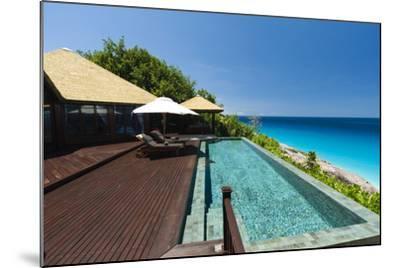 Fregate Island Resort, Seychelles, Indian Ocean, Africa-Sergio Pitamitz-Mounted Photographic Print