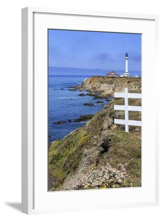 Point Arena Lighthouse, California, United States of America, North America-Richard Cummins-Framed Photographic Print